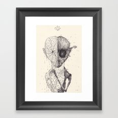 The Patient Framed Art Print