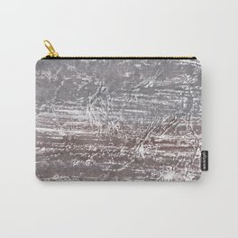 Gray nebulous wash drawing Carry-All Pouch