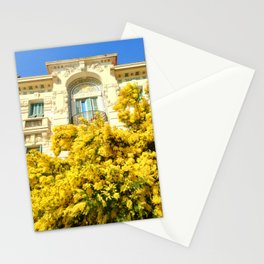 Mimosas in Nice Stationery Cards