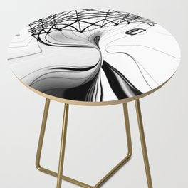 Bends Side Table