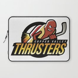 Copper Valley Thrusters Laptop Sleeve