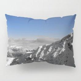The Valley Below Pillow Sham