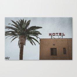 Hotel California Canvas Print