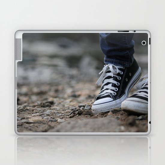 Converse Laptop & iPad Skin