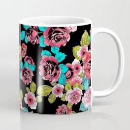Elegant Roses Coffee Mug