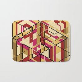 Hexagon No.2 Bath Mat