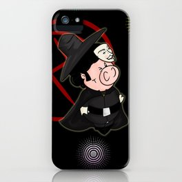 Guy Fawkes iPhone Case