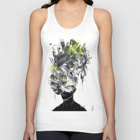 archan nair Tank Tops featuring Taegesschu by Archan Nair