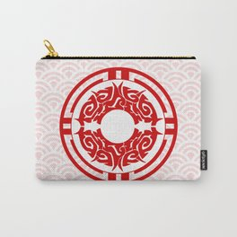 Yiling Patriarch Logo Carry-All Pouch