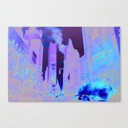 Deep Infection Canvas Print