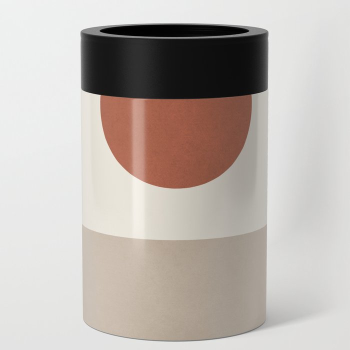 Geometric Modern Art 30 Can Cooler