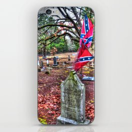 Confederate iPhone Skin