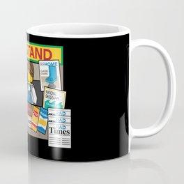 Newsstand Coffee Mug
