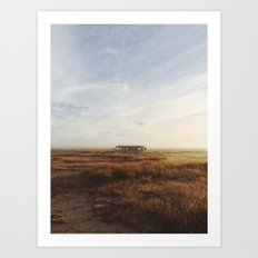 Baja California Sur, Mexico Art Print