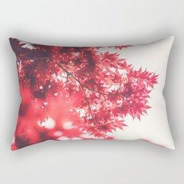 Autumn Leaves Rectangular Pillow