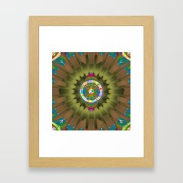 Jewels One Framed Art Print