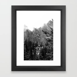 The Old Ones Shall Be Framed Art Print