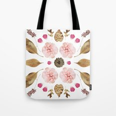 BOTANICAL COLLAGE N2 Tote Bag