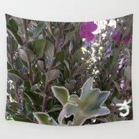 plant Wall Tapestries featuring Plant by ANoelleJay