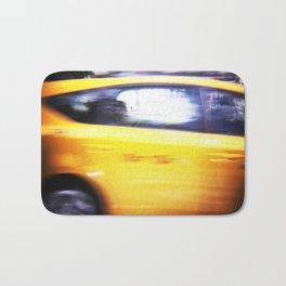 Taxi Cab Bath Mat