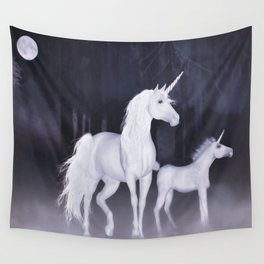 FANTASY - Unicorns Wall Tapestry