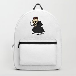 Oh Death Backpack