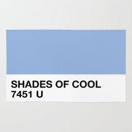 shades of cool Rug