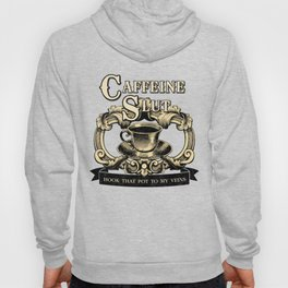 For the love of Caffeine Hoody