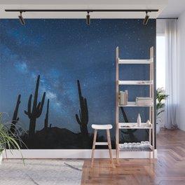 Milkyway Desert Wall Mural