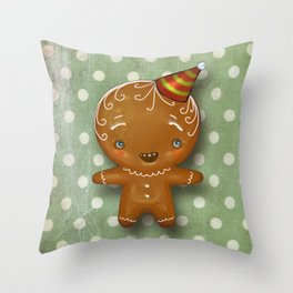Cannelle Throw Pillow
