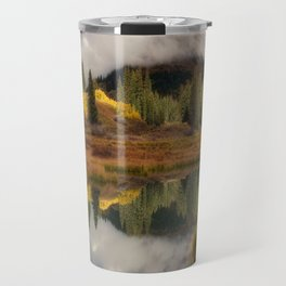 Transition by OLena Art Travel Mug