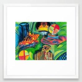 Still 1 Framed Art Print