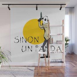 Sinon, un panda (4) Wall Mural