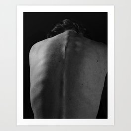 The Spine Art Print