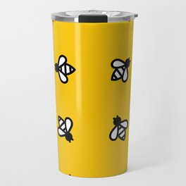 Buzzin all around the world. Travel Mug