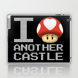 I Love Another Castle Laptop & iPad Skin