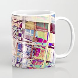 Spectral Structure Coffee Mug