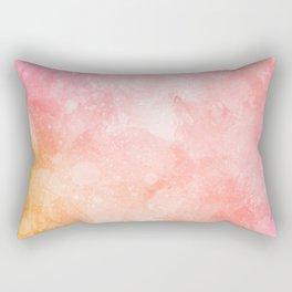 Spring evening pattern Rectangular Pillow