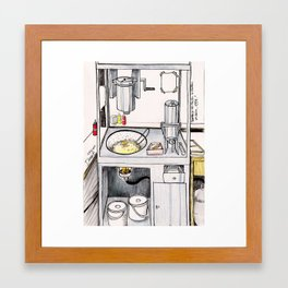 MEMORIES OF MY INNER CHILD 2# - Churros' Store Framed Art Print