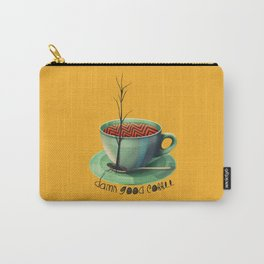 Good Coffee Carry-All Pouch
