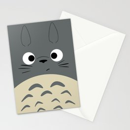 Curiously Troll ~ My Neighbor Troll Stationery Cards