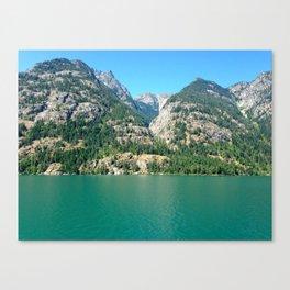 Untouched Beauty  Canvas Print