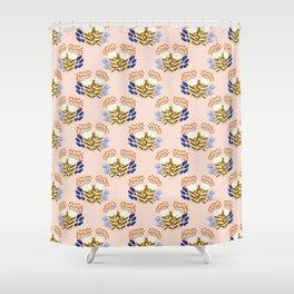A Little Bit of Love Shower Curtain