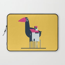 Stilts Town - Paru Pamparu Laptop Sleeve