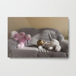 Sleepy Saturday afternoon, pt. 2 Metal Print