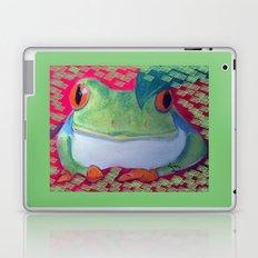Tree Frog Laptop & iPad Skin