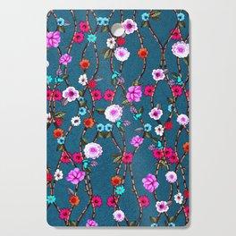 Spring Flowers Decò Cutting Board