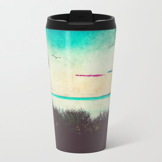 Part Of The Deal Metal Travel Mug