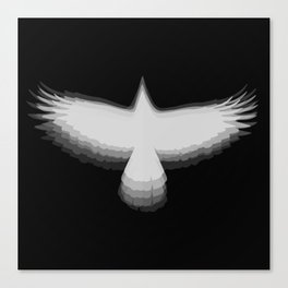 5.0.5 - Inverse Canvas Print