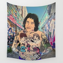 Rolling Stoned Wall Tapestry